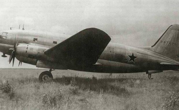 Russian C46