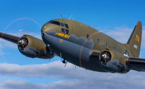 C-46 Tinker Belle