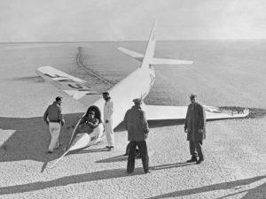 Bell X-2 June 27 1952