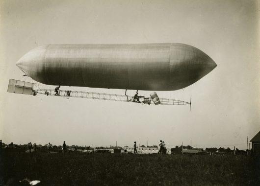 Baldwin Curtiss Dirigible