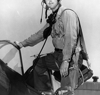 H. Lloyd Child, Curtiss-Wright Airplane Division test pilot